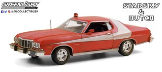 1:24 Starsky and Hutch (1975-79 TV Series) - 1976 Ford Gran Torino (Weathered Version)