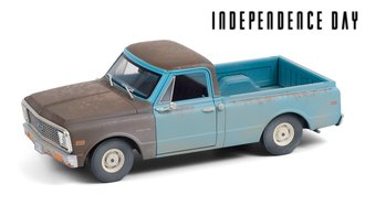 """1:24 1971 Chevrolet C-10 """"Independence Day (1996)"""""""