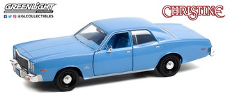 1:24 Christine (1983) - Detective Rudolph Junkins' 1977 Plymouth Fury