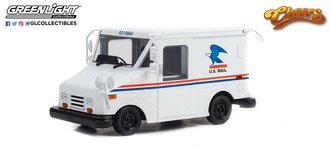1:24 Cheers (1982-93 TV Series) - Cliff Clavin's U.S. Mail Delivery Vehicle (LLV)