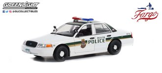 "1:24 Fargo (2014-2020 TV Series) - 2006 Ford Crown Victoria Police Interceptor ""Duluth, MN"""