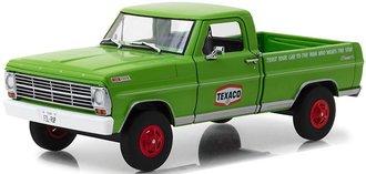 "1:24 Running on Empty - 1967 Ford F-100 Pickup ""Texaco Motor Oil"""