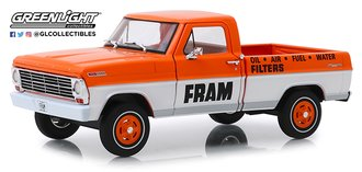 "1:24 Running on Empty - 1967 Ford F-100 ""FRAM Oil Filters"""