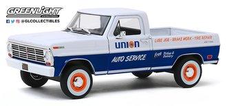 """1:24 1968 Ford F-100 """"Union 76 Auto Service"""""""