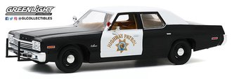 "1:24 Hot Pursuit - 1974 Dodge Monaco ""California Highway Patrol"""