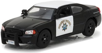 "1:43 2008 Dodge Charger ""California Highway Patrol"""