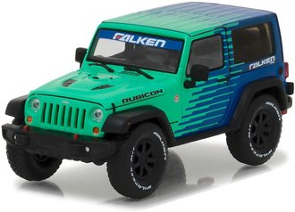 "1:43 2014 Jeep Wrangler Rubicon ""Falken Tire"""