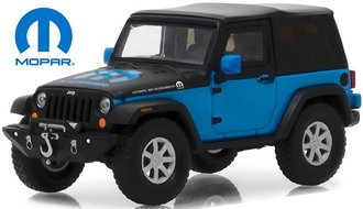 """1:43 2010 Jeep Wrangler Concept """"The General"""""""