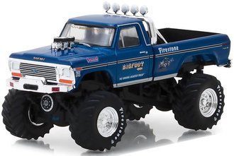 1:43 Bigfoot #1 The Original Monster Truck (1979) - 1974 Ford F-250 Monster Truck w/48-Inch Tires