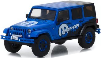 1:43 2012 Jeep Wrangler Unlimited - MOPAR Off-Road Edition