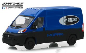 1:43 2018 RAM ProMaster 2500 Cargo High Roof - MOPAR Custom Shop