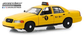 "1:43 2011 Ford Crown Victoria ""NYC Taxi"""