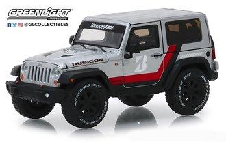 "1:43 2014 Jeep Wrangler Rubicon ""Bridgestone Racing"""
