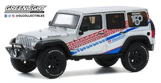 "1:43 2017 Jeep Wrangler Unlimited ""BFGoodrich 150th Anniversary"""