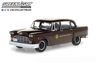 1:43 1975 Checker Taxicab Parcel Delivery - United Parcel Service (UPS) Canada Ltd.