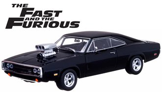 1:43 The Fast and the Furious (2001) - 1970 Dodge Charger