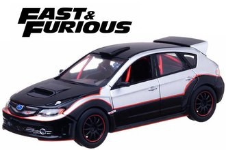 1:43 Fast and Furious (2009) - 2009 Subaru Impreza WRX Sti