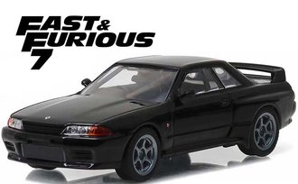 1:43 Fast & Furious - Furious 7 (2015) - 1989 Nissan Skyline