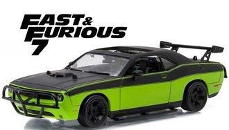 1:43 Fast & Furious - Furious 7 (2015) - 2014 Dodge Challenger SRT-8