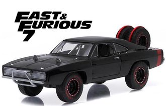 "1:43 1970 Dodge Charger R/T (Off-Road Version) ""Furious 7 (2014)"""