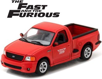 1:43 Fast & Furious - The Fast & the Furious (2001) - 1999 Ford F-150 SVT Lightning