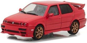 1:43 1995 Volkswagen Jetta A3 (Red)
