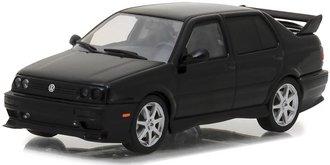 1:43 1995 Volkswagen Jetta A3 (Black)