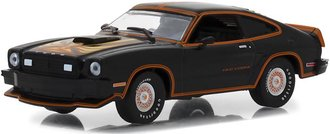 1:43 1978 Ford Mustang II King Cobra (Black w/Gold Trim)