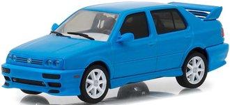 1:43 1995 Volkswagen Jetta A3 (Blue)