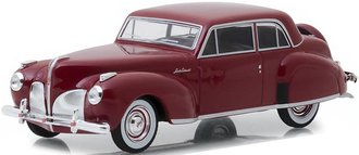 1:43 1941 Lincoln Continental (Mayfair Maroon)
