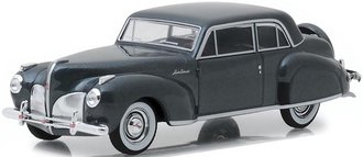 1:43 1941 Lincoln Continental (Cotsworld Gray Metallic)