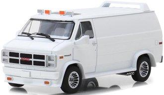 1:43 1983 GMC Vandura Custom (White)