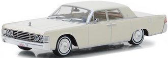 1:43 1965 Lincoln Continental (Wimbledon White)