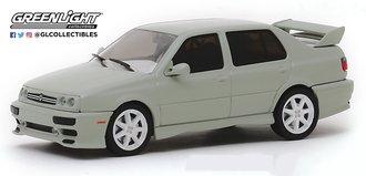 1:43 1995 Volkswagen Jetta A3 (Suede Silver Metallic)