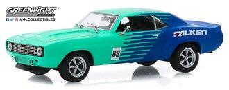 "1:43 1969 Chevrolet Camaro ""#88 - Falken Tires"""