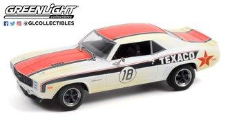 "1:43 1969 Chevrolet Camaro RS ""Texaco"""