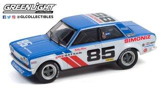 1:43 Tokyo Torque - 1972 Datsun 510 - #85 Brock Racing Enterprises (BRE) - Bobby Allison