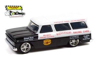1:43 1966 Chevy Suburban - Don Garlits' Speed Shop, Tampa, FL