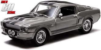 "1:43 Gone in 60 Seconds (2000) - 1967 Ford Mustang ""Eleanor"""