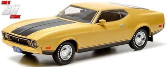"""1:43 Gone in 60 Seconds (1974) - 1971 Ford Mustang Mach 1 """"Eleanor"""""""