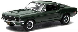 1:43 Bullitt - 1968 Ford Mustang Fastback