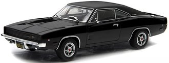 1:43 Bullitt - 1968 Dodge Charger R/T