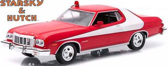1:43 Starsky & Hutch (TV Series 1975-79) - 1976 Ford Gran Torino