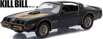 1:43 Kill Bill: Vol. 2 (2004) - 1980 Pontiac Firebird Trans Am