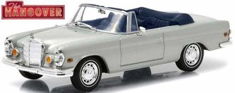 1:43 The Hangover (2009) - 1969 Mercedes-Benz 280 SE Open Convertible