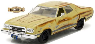 1:43 The Big Lebowski (1998) The Dude's 1973 Ford Gran Torino