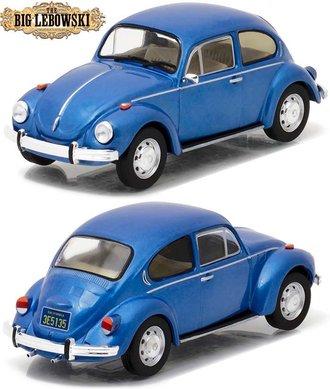 1:43 The Big Lebowski (1998) Da Fino's Volkswagen Beetle