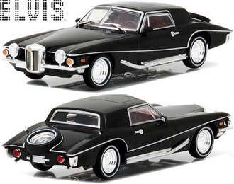 1:43 Hollywood - Elvis Presley (1935-1977) - 1971 Stutz Blackhawk