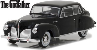 1:43 The Godfather (1972) - 1941 Lincoln Continental (Black)