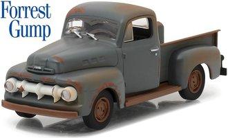 "1:43 1951 Ford F-1 Pickup Truck ""Forrest Gump"""
